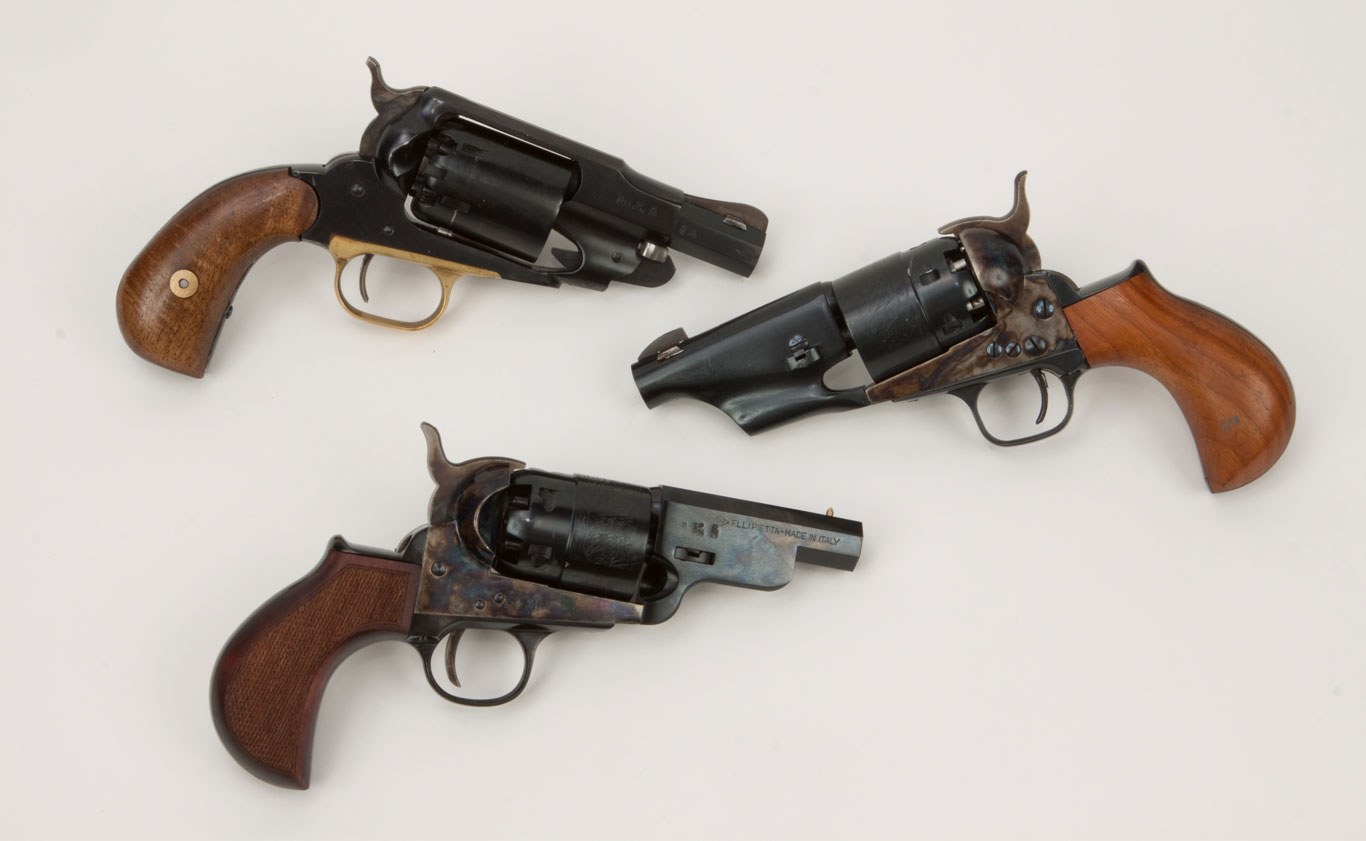 Snub nose .44 caliber revolvers lose so much velocity that they only generate power.