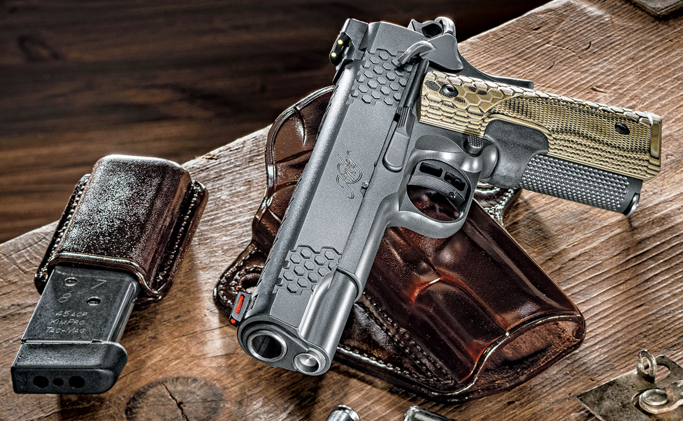 Review: Kimber KHX Custom 1911 Pistol