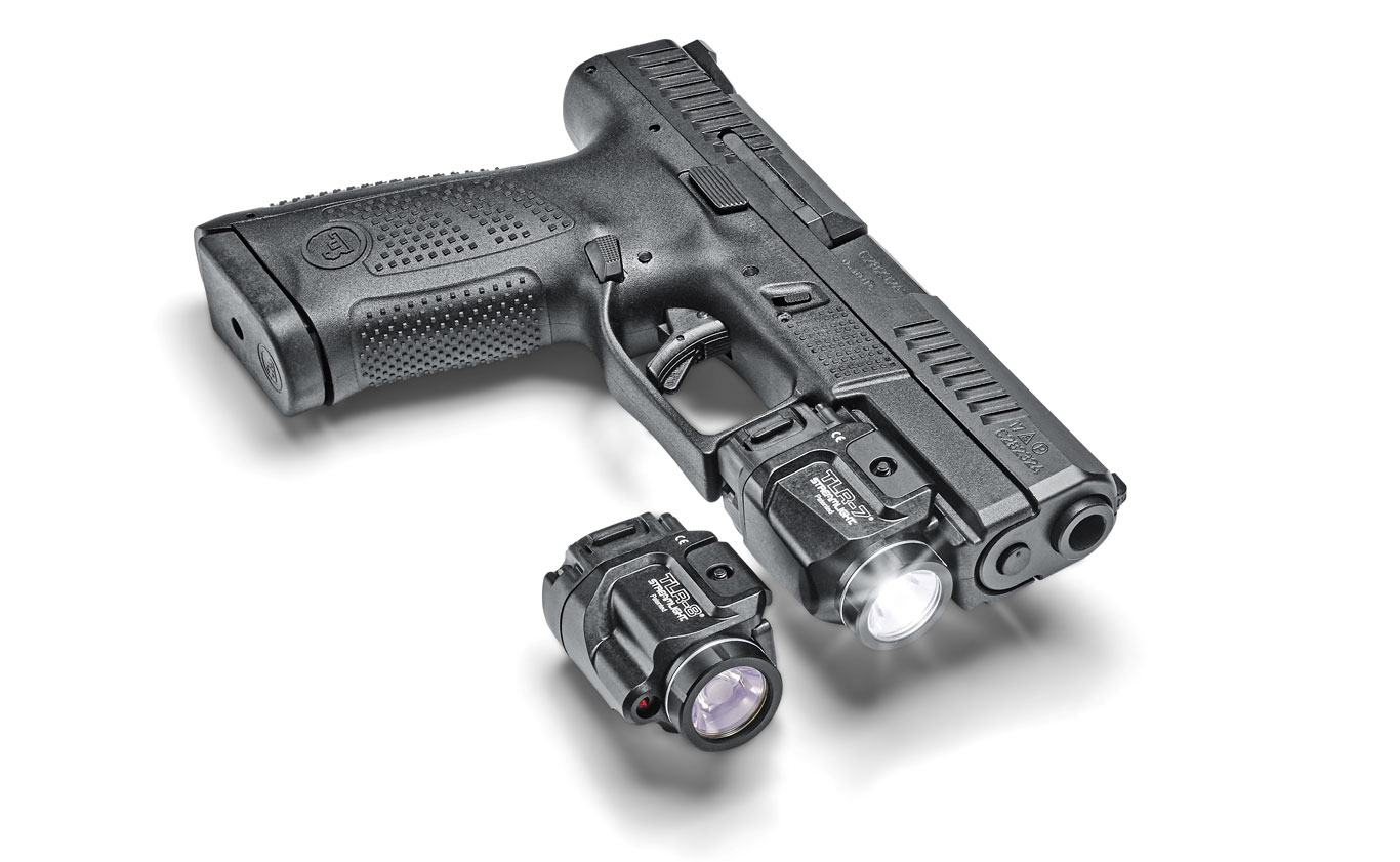 With the introduction of the TLR-7 and -8, Streamlight has made it easier to carry concealed, especially when carrying inside the waistband.