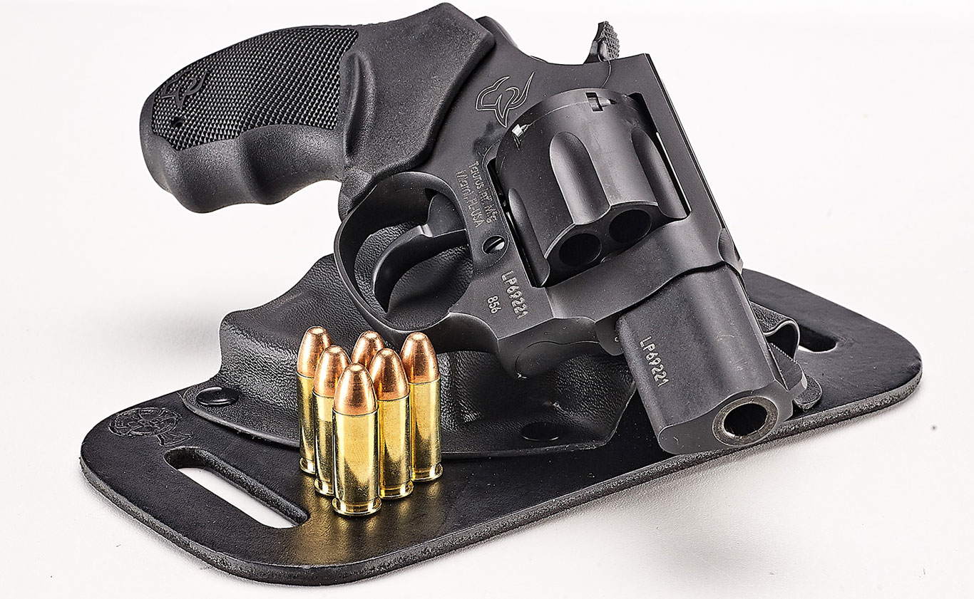 The Taurus 856 .38 Special Revolver is definitely an affordable personal protection option worth considering.