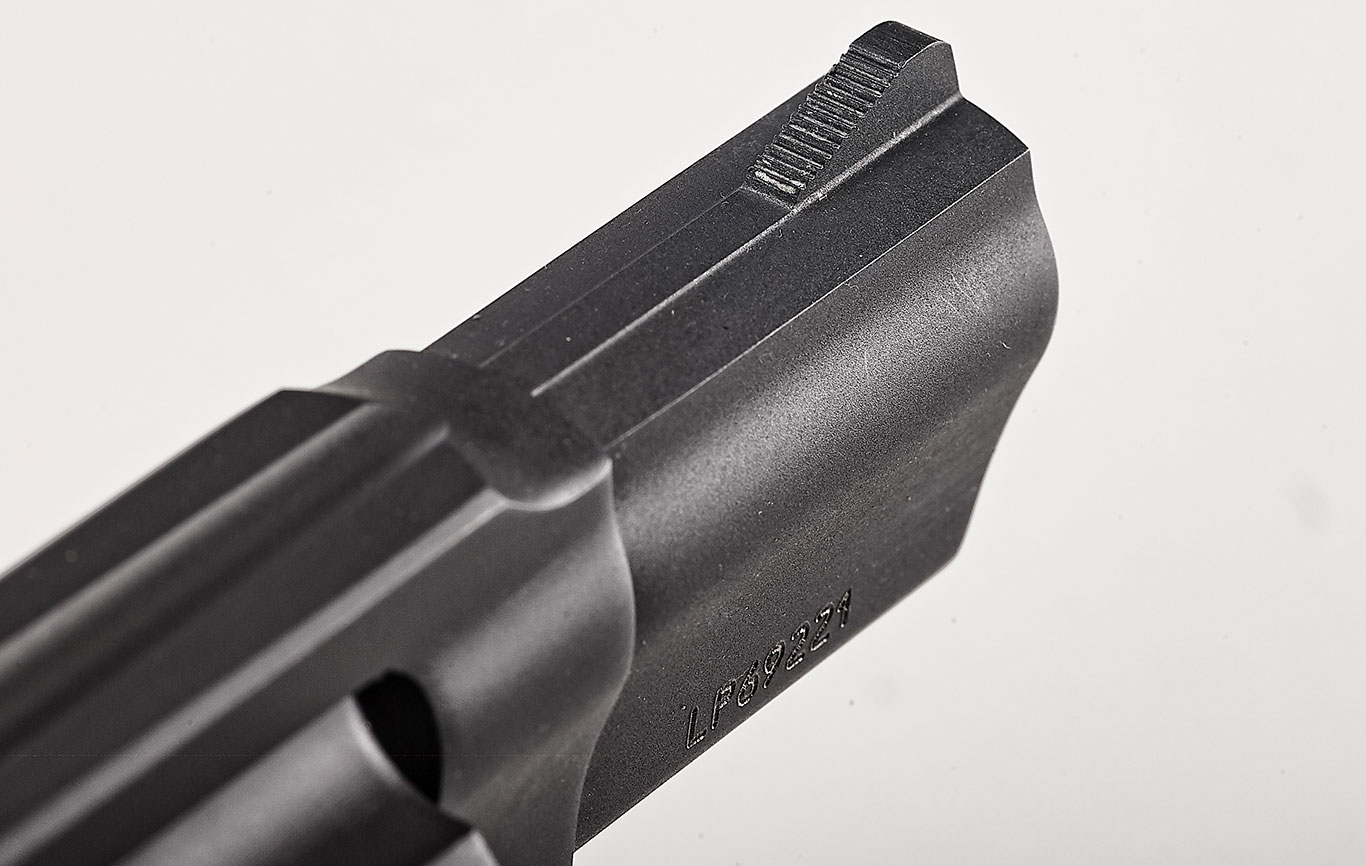 Concealment Confidence - Taurus 856  38 Special Revolver