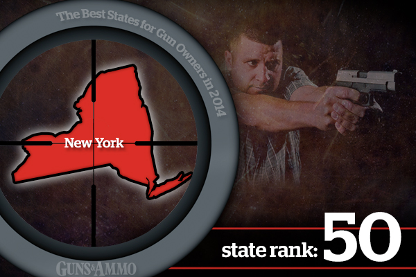 Best States for Gun Owners 2014