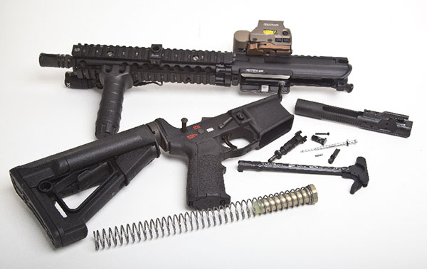 G Amp A Basics How To Clean An Ar 15