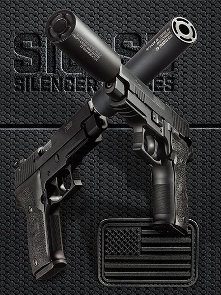 silence is golden sig sauer silencer review guns and ammo