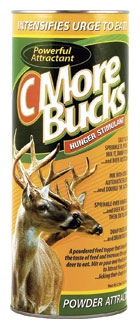 By the Bowhunter Editorial Staff              Evolved Habitats' new C More Bucks deer