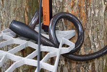 By the Bowhunter Editorial Staff              The Stand Guardian is the brainchild of