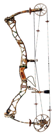 Fast, Quiet TecHunter Elite Bow from Gander Mountain