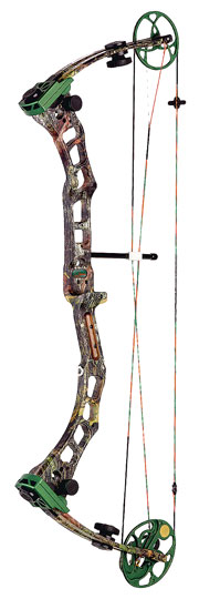 By the Bowhunter Editorial Staff              The Truth is a smooth, fast bow born