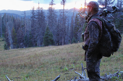 Lost arrows, bad weather, and elusive bulls are ingredients of the perfect elk-hunting recipe.
