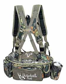 "By Staff Report              Blacks Creek's Whitetailâ""¢ fannypack weighs 3.1 pounds."