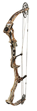 This company's best selling bow, the Griz ($599), blends speed and forgiveness.