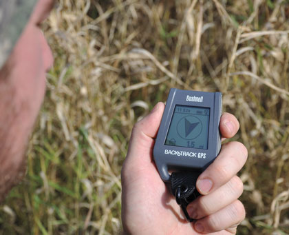 Modern navigation devices not only help you hunt safely but also more efficiently.