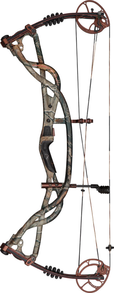 Hoyt created quite a buzz in 2010 with the introduction of their Carbon Matrix.