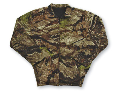 Magnus, a company known for its cut-on-contact broadheads, is now offering a line of reversible hunting apparel called Eclipse.