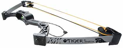 By Staff Report    With Martin's modern youth bow design, young hunters can enjoy all