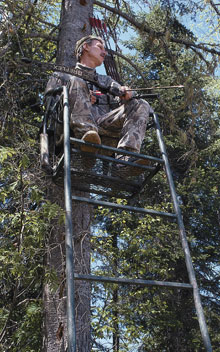 Once a bowhunter has tasted success on the huge bears of eastern Canada, he has to do it again ... and again.