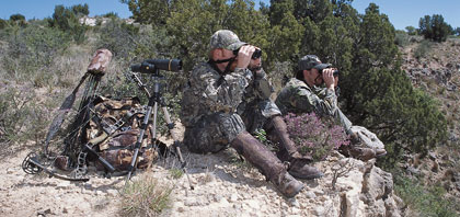 Hunting West Texas Turkeys: Spotting, Stalking and Calling