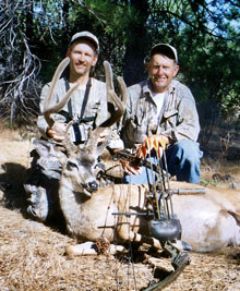 For big California blacktails, a blistering August bowhunt turns out downright cool.