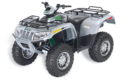 Got rough roads to travel? The 2008 lineup of ATVs will make them much smoother for you.