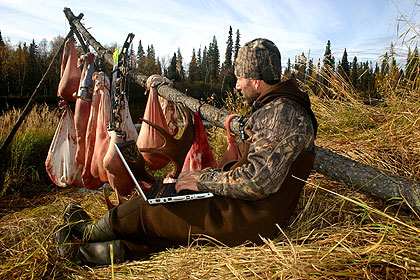 Passionate bowhunters are passionate about all things bowhunting.