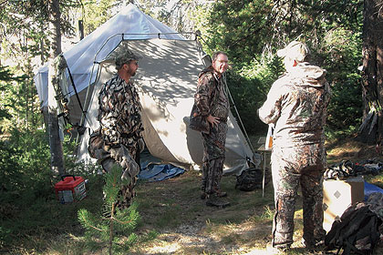Six Tips For a Successful Elk Hunting Drop-Camp