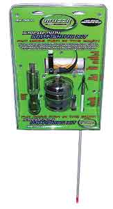 Muzzy's Xtreme Duty Bowfishing Kit has all the essential gear you need to get started in bowfishing or to upgrade your current rig.