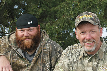 If one decoy works great for whitetails,two decoys might work 10 times better.