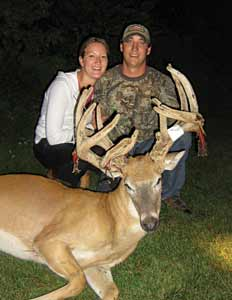 When a giant whitetail generates serious competition, do the good guys even stand a chance?