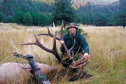 Elk hunting can sink you to the greatest depths -- and raise you even higher.