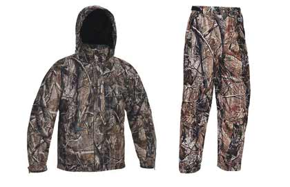 By Brian Fortenbaugh              Whitewater Outdoors' Whisper H2O Jacket and Pants