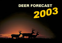 By C.J. Winand  Click Here		Interactive Deer Forecast