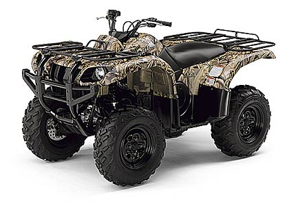 ATV's - Built to Bowhunt