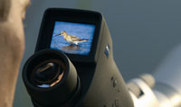 By Curt Wells, Equipment Editor    Sometimes, I wish binoculars had some kind of