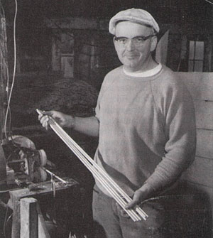 Archery industry pioneer and Norway Industries Founder, Tom Coffman, passed
