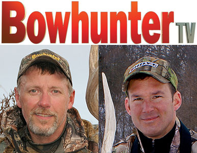 Curt Wells and Mike Carney return as hosts of Bowhunter TV