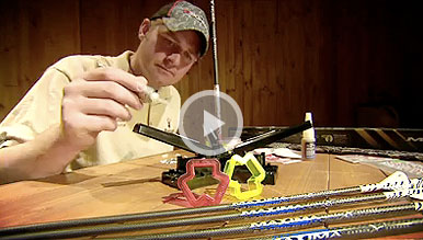 Efficient Arrow Fletching with the Bohning Archery Helix Tower Fletching Jig
