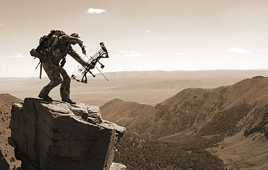 The key to my mountain shooting success can be summed up in one word — practice.    I know, not