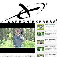 How do you wade through the myriad arrow choices Carbon Express offers to settle on the perfect