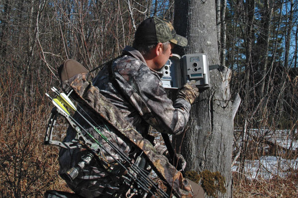 Preseason scouting is invaluable. But time in the woods, or watching from a distance, only gets you