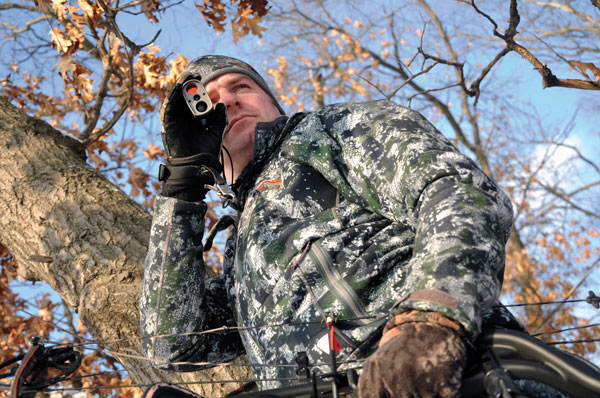 The latest high-tech camo for hunting, such as this Optifade, may be just the tip of the