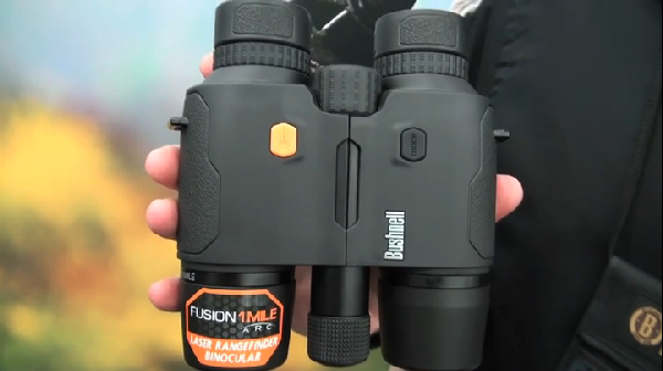 Bushnell rolled out its newest laser rangefinder and binocular at the 2013 ATA Show, the Bushnell