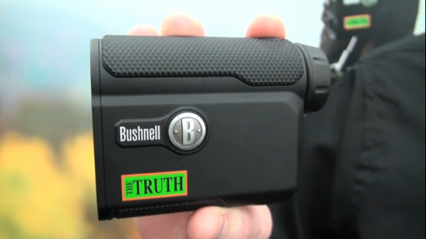 Bushnell introduced its brand new Bushnell The Truth rangefinder at the 2013 ATA Show in