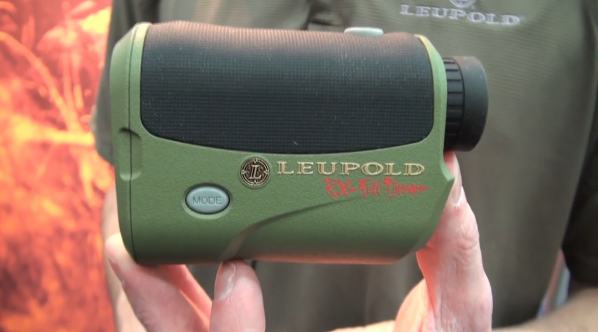 John Snodgrass of Leupold gave us a look at some brand new Leupold optics for 2013 at the ATA Show