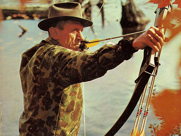 Few names are as synonymous with bowhunting and the outdoor industry as Fred Bear's.  Widely