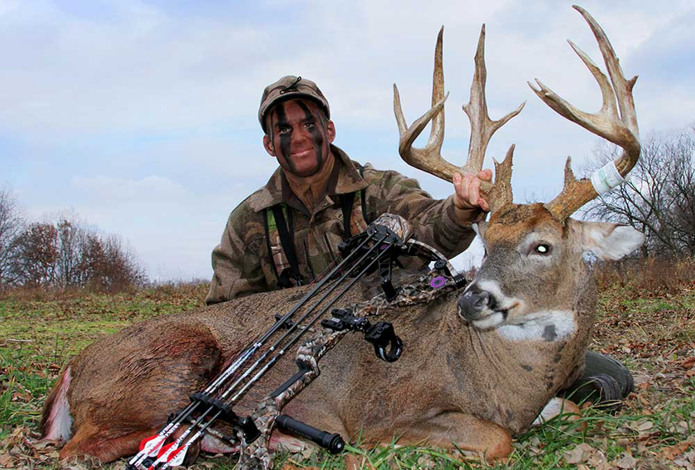 Mike Carney's 192-Inch Illinois Trophy Buck