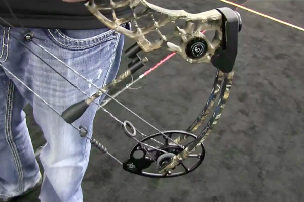 Introducing the Mathews Monster Chill R Bow