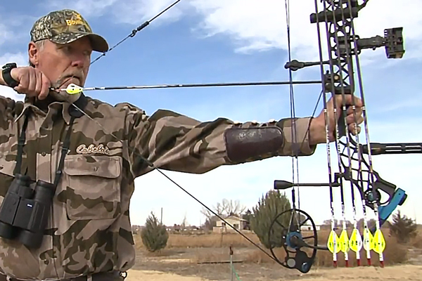 Editor's Exclusive: In the Field with the Mathews Monster Chill R