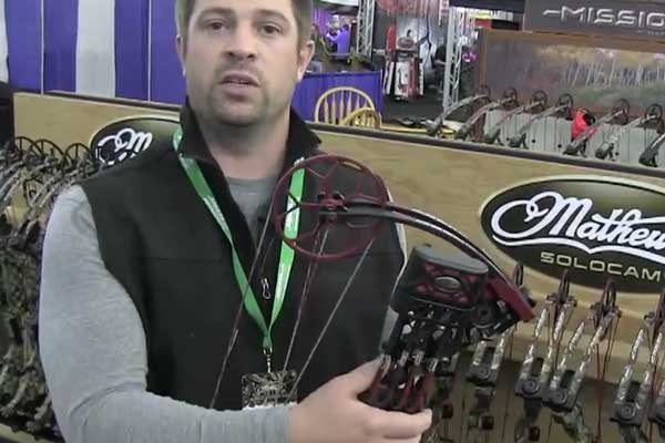 Introducing the Mathews ArrowWeb CT Quiver
