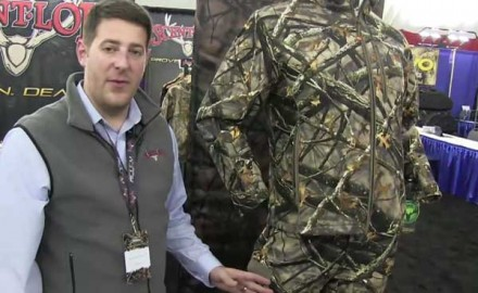 Scent-Lok was on hand at the 2013 Mathews Retailer Show in Wisconsin Dells, Wisc., for the release