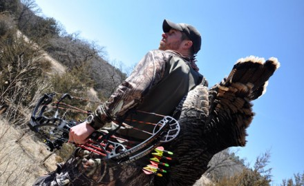 There's no question that the key to success bowhunting turkey falls squarely on the shoulders of